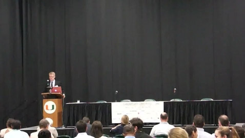 Cybersecurity Conference: Exploring the Brave New World: Real Problems... Real Answers (Part 1)