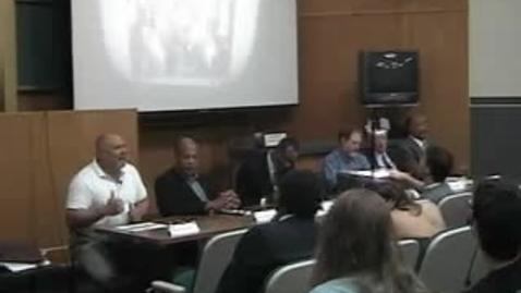 Thumbnail for entry Anthony Barthelemy on Jim Crow legislation