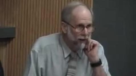 Thumbnail for entry Robert Warren on Harvard in the 1960s