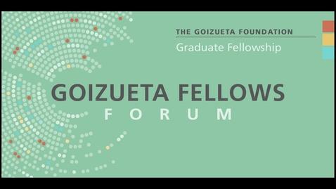 Thumbnail for entry Porous Borders, Watery Graves / Imagining Sabor (Goizueta Fellows Forum)
