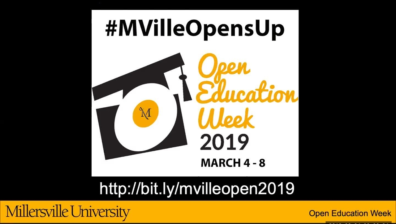 Open Textbook Initiative - #MVilleOpensUp - 3_4_Morning Session