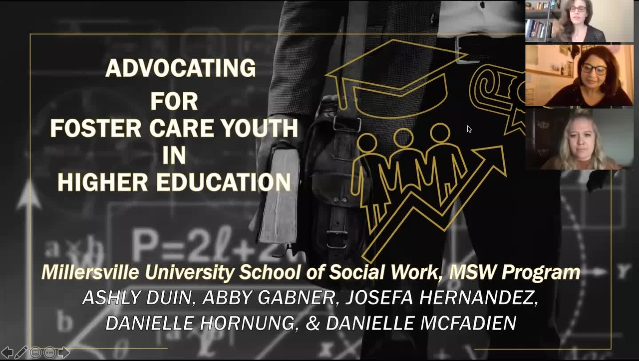 Duin_Gabner_Hernandez_Hornung_McFadien_Advocating for Foster Care Youth in Higher Education