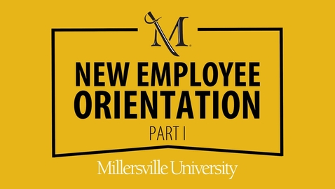 Thumbnail for entry New Employee Orientation (NEO) I - Payroll Overview