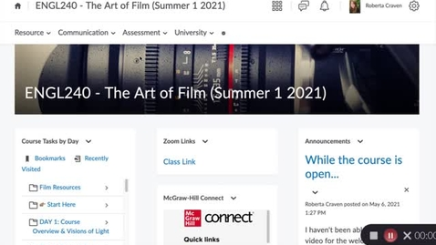 Thumbnail for entry Summer 1 Introduction 2021