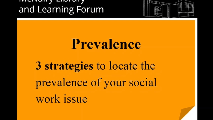 How to Locate Prevalence