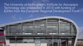 Nottingham will fly high at Farnborough