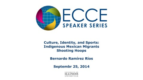 Thumbnail for entry Culture, Identity, and Sports: Indigenous Mexican Migrants Shooting Hoops -