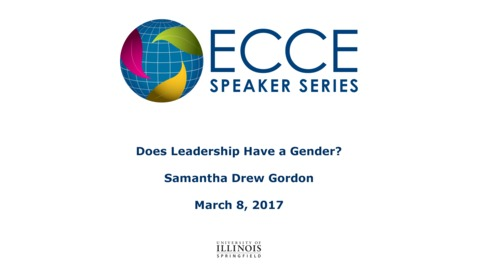 Thumbnail for entry Does Leadership Have a Gender? - Samantha Drew Gordon