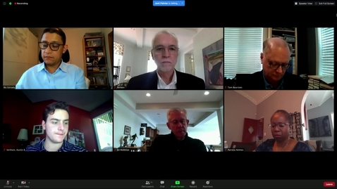 Thumbnail for entry University of Illinois Board of Trustees GPE Committee Meeting - July 22, 2020