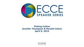 Thumbnail for entry Picking Cotton - Jennifer Thompson & Ronald Cotton