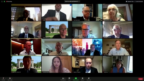 Thumbnail for entry University of Illinios Board of Trustees Meeting  - July 23, 2020