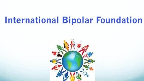 Thumbnail for entry Mood Dialog Day 2013: International Bipolar Foundation
