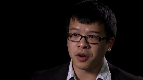 Thumbnail for entry Christopher Yau - Big Data Seed Grants