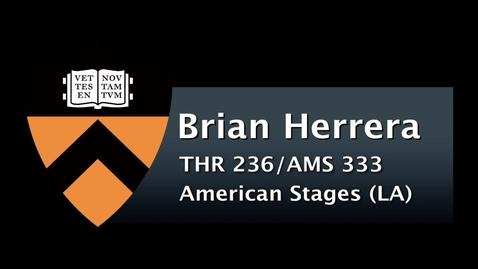 Thumbnail for entry Brian Herrera.mp4
