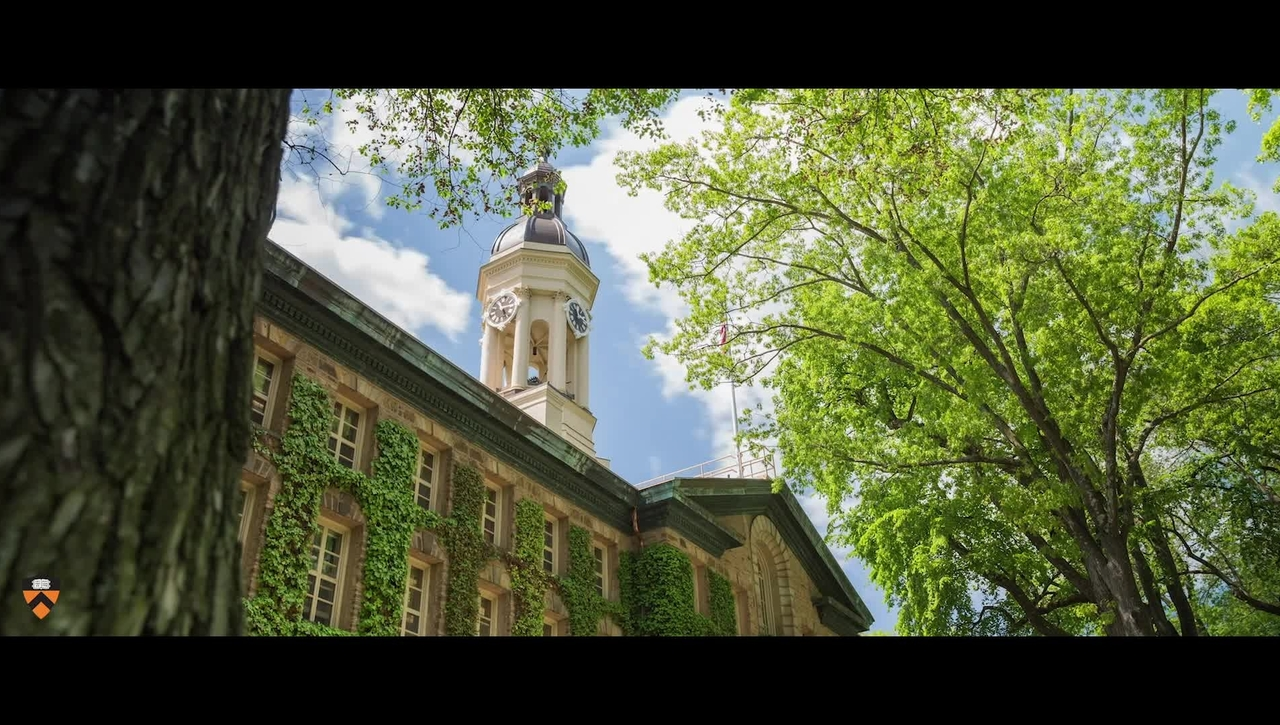 Rigor & Relevance: The Innovation Initiative at Princeton University