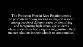 Thumbnail for entry 2011 Princeton Prize Symposium on Race Overview