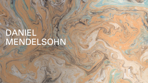 Thumbnail for entry Daniel Mendelsohn Interview