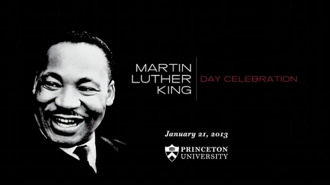 Thumbnail for entry Martin Luther King Day Celebration 2013