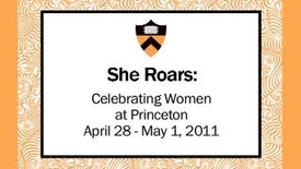 Thumbnail for entry Women at Princeton: A View Across the Decades