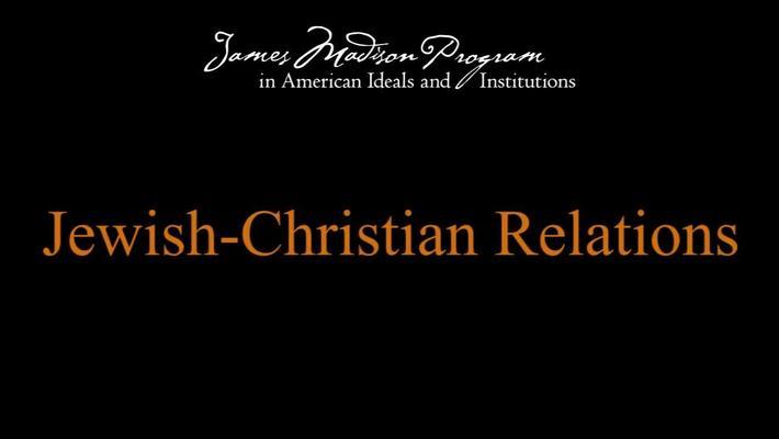 Jewish-Christian Relations