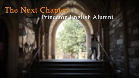 Thumbnail for entry PUBLISHING: Alex Ulyett '11 - Penguin Random House; MBA '20 - Memorable Moments in the English Dept.