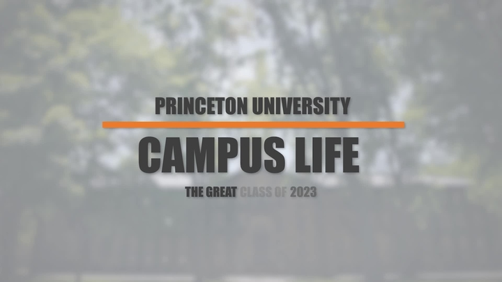 Class of 2023 Campus Life Welcome