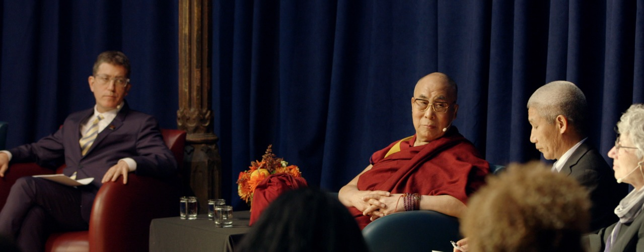 His Holiness the Dalai Lama Reflects on Princeton's Motto