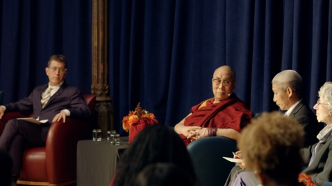 Thumbnail for entry His Holiness the Dalai Lama Reflects on Princeton's Motto