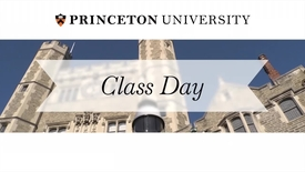 Thumbnail for entry Class Day 2015 with guest speaker Christopher Nolan