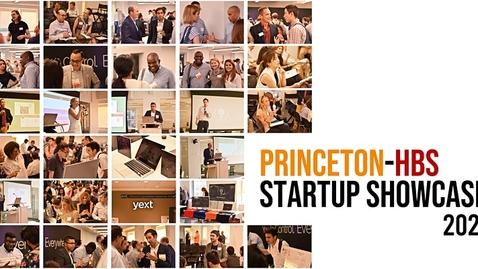 Thumbnail for entry Princeton-HBS Startup Showcase