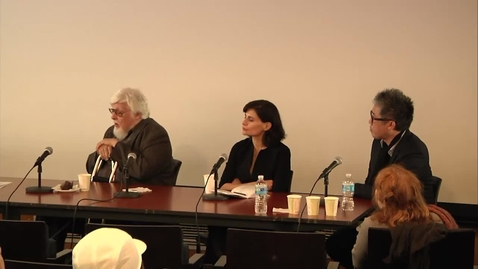 Thumbnail for entry Postmodern Procedures: Deforming - James Wines, Amale Andraos, and Mark Lee Discussion
