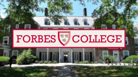 Thumbnail for entry Forbes College Class Day Video - Class of 2021