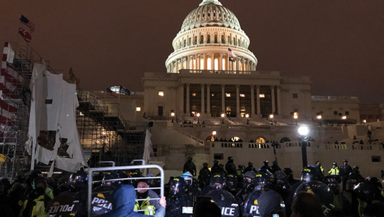 After the Riot: Partisanship and Political Life in the Wake of January 6