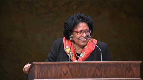 Thumbnail for entry Reflections on Professor Emerita Toni Morrison