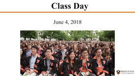 Thumbnail for entry Class Day 2018