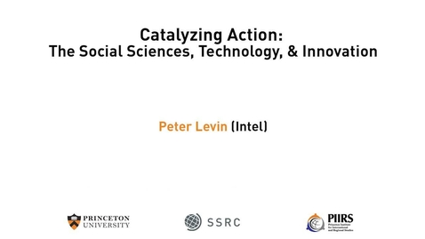 Thumbnail for entry The Dignity & Debt Network Conference - Catalyzing Action: The Social Sciences, Technology, & Innovation