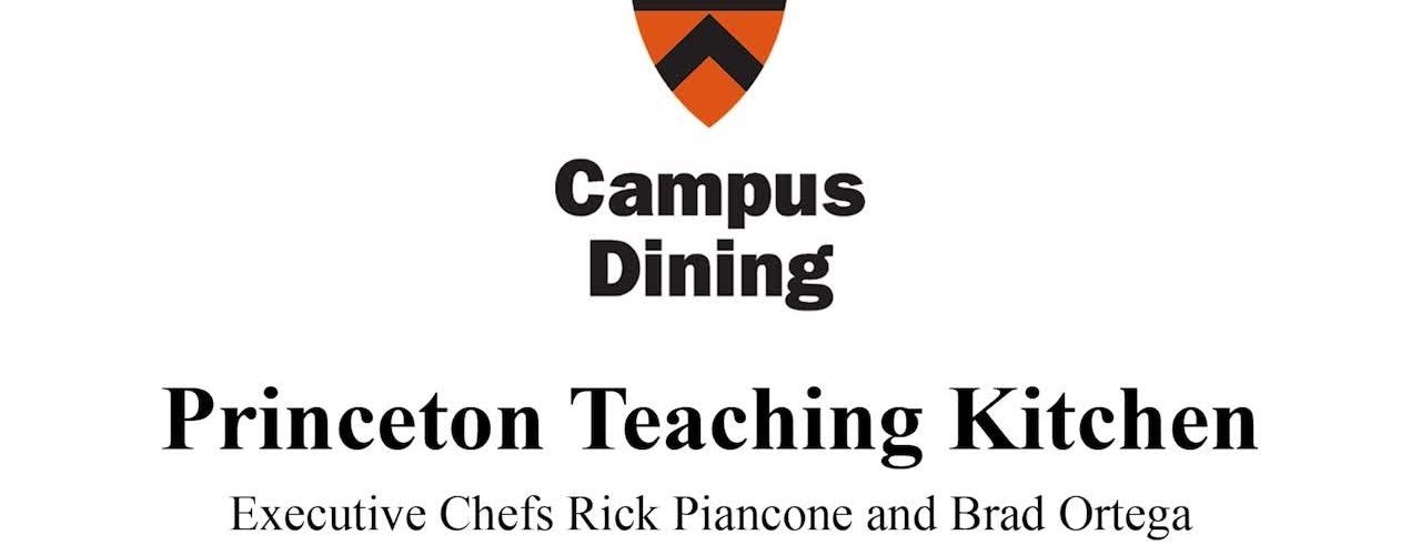 Princeton Teaching Kitchen