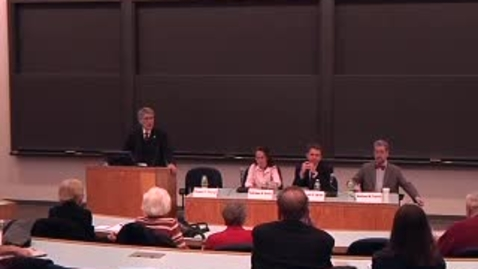 Thumbnail for entry The Constitution in Contemporary American Politics _ A Panel Discussion