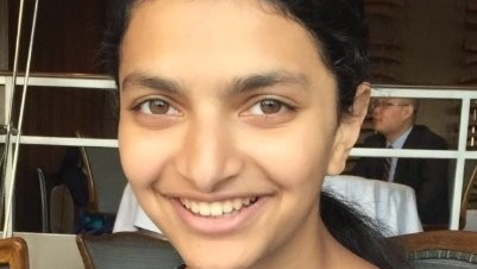 Thumbnail for entry OURSIP Intern - Reha Mathur