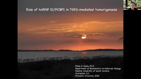 Thumbnail for entry Philip Howe Butler Seminar Speaker 3-3-2021