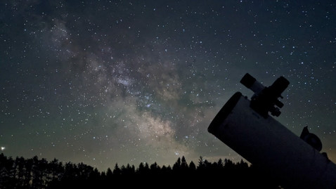 Thumbnail for entry Amateur Astronomy