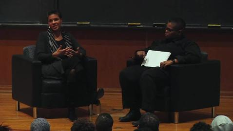 Thumbnail for entry Stafford Little Lecture - Mass Incarceration, Criminal Justice, and Civil Rights: Michelle Alexander in Conversation with Keeanga-Yamahtta Taylor
