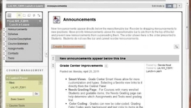 Thumbnail for entry How to Upload a Syllabus to Blackboard