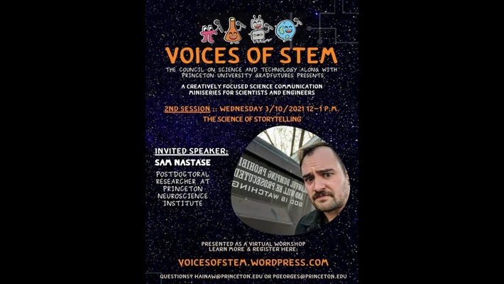 Voices of STEM   Week 3