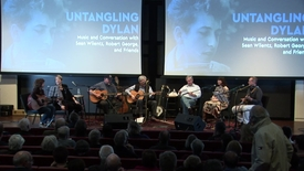 Thumbnail for entry Untangling Dylan: Music and Conversation with Sean Wilentz, Robert George, and Friends - Part 1