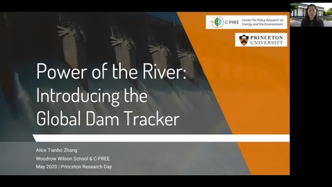 Thumbnail for entry Power of the River: Introducing the Global Dam Tracker (GDAT)