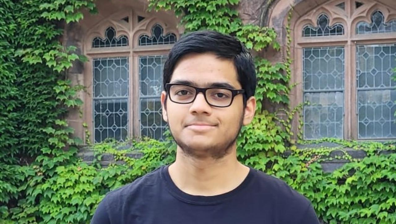 OURSIP Intern - Rishabh Rout
