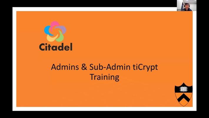 Citadel Sub-Admin-Zoom