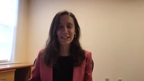 Thumbnail for entry Psychology Social Seminar 11-2-2020: Jillian Jordan