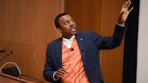 Thumbnail for entry Alumni Day - Innovation Entrepreneurship at Princeton (Rod Priestley)